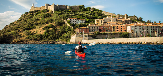 NEW TRIP - Tuscany Kayaking Adventure